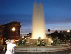 Combien de fontaines compte la ville d'Aix en Provence ?