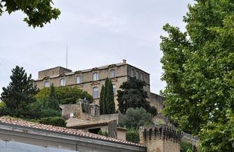 Le Château d'Ansouis dans le Lubéron