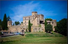 Visiter le Château de Lourmarin