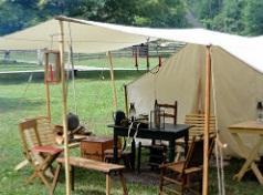 Camping Crin Blanc à Arles