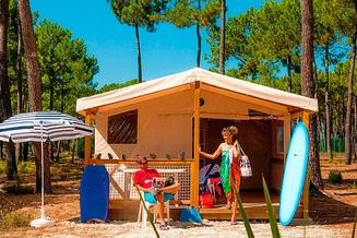 Camping Douce Quietude à Saint Raphael