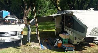 Camping l'Esterel caravaning à Saint Raphael